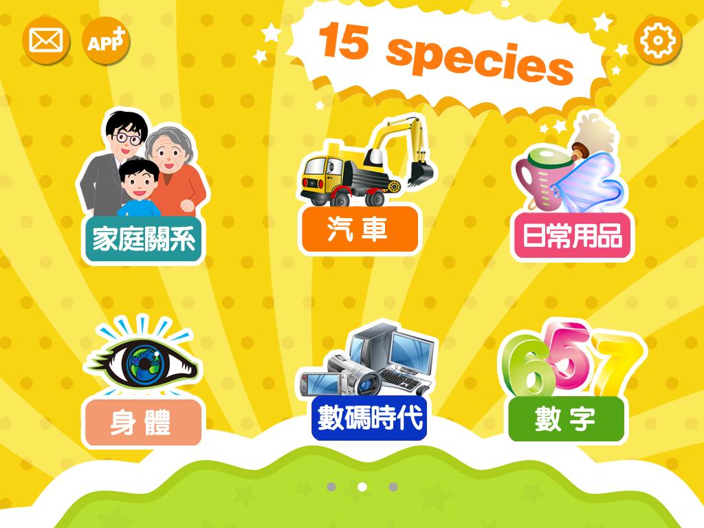 Chinese Flash Cards for baby and preschool toddler HD - 宝宝识字卡HD -普通话,粤语,英语发音 - 寶寶識字卡HD -普通話,粵語,英語發音
