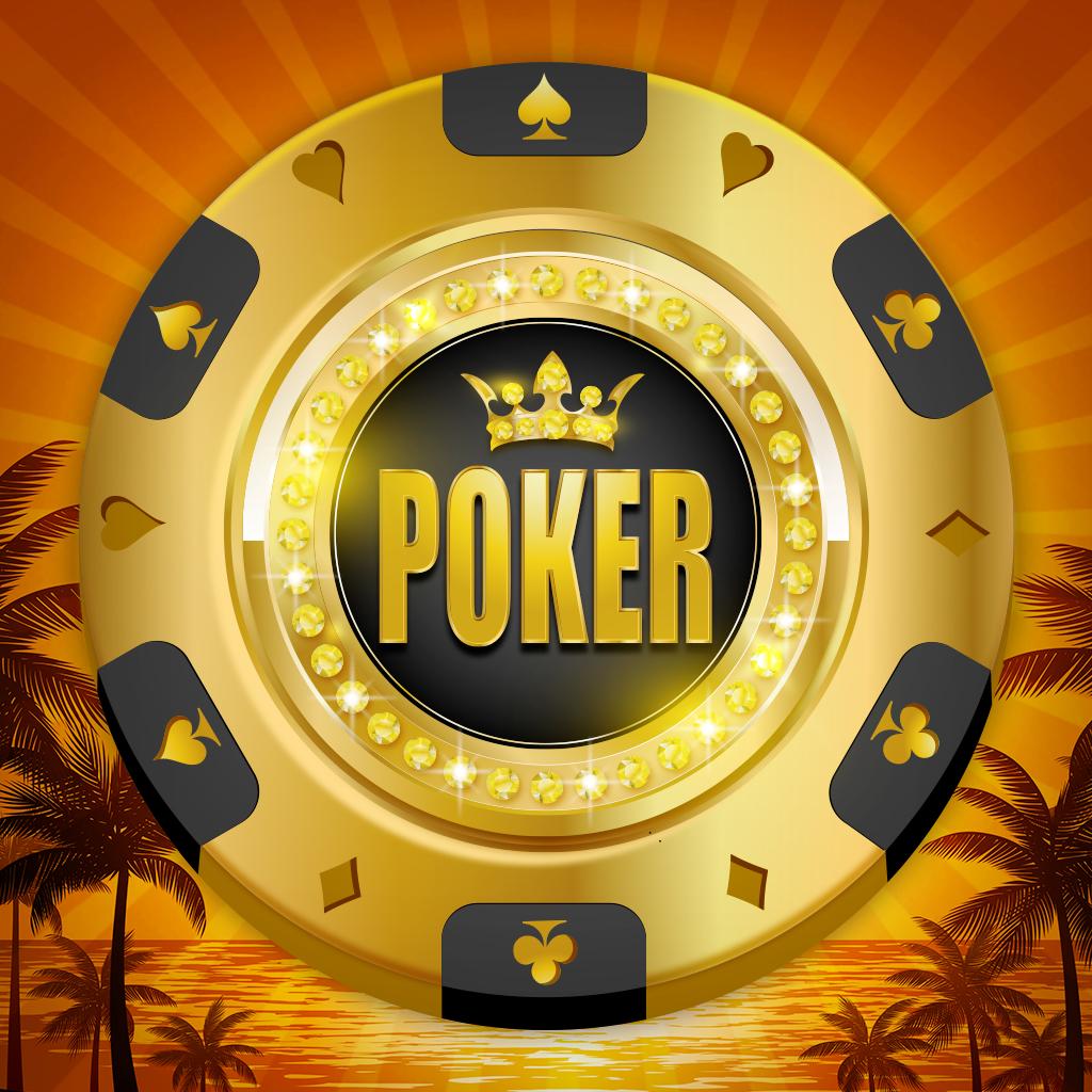 Poker adventure game