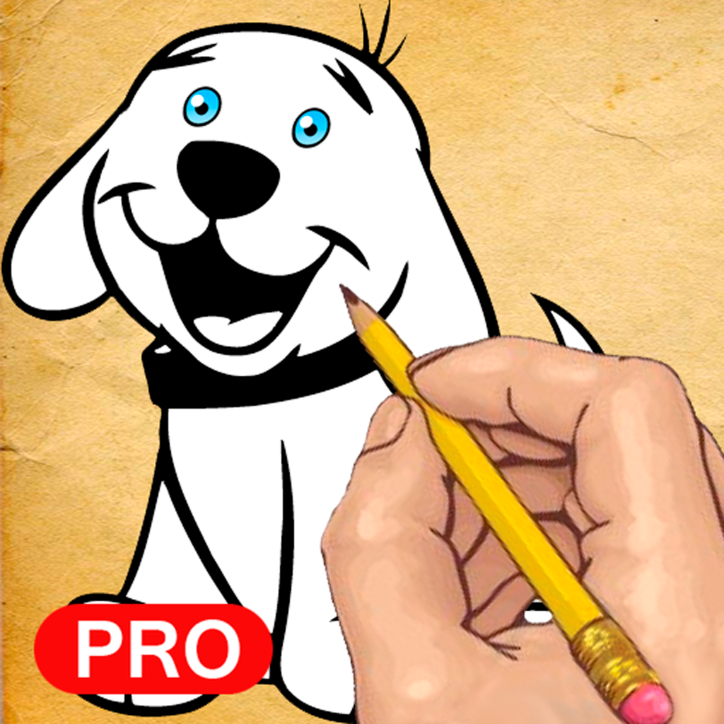 Comment dessiner chiens pro pour ipad par vladyslav chygarov for Application miroir pour ipad